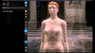 3D атлас анатомии человека