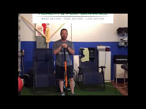 Golf warmup 1 with your West Palm Beach Sports Chiropractor