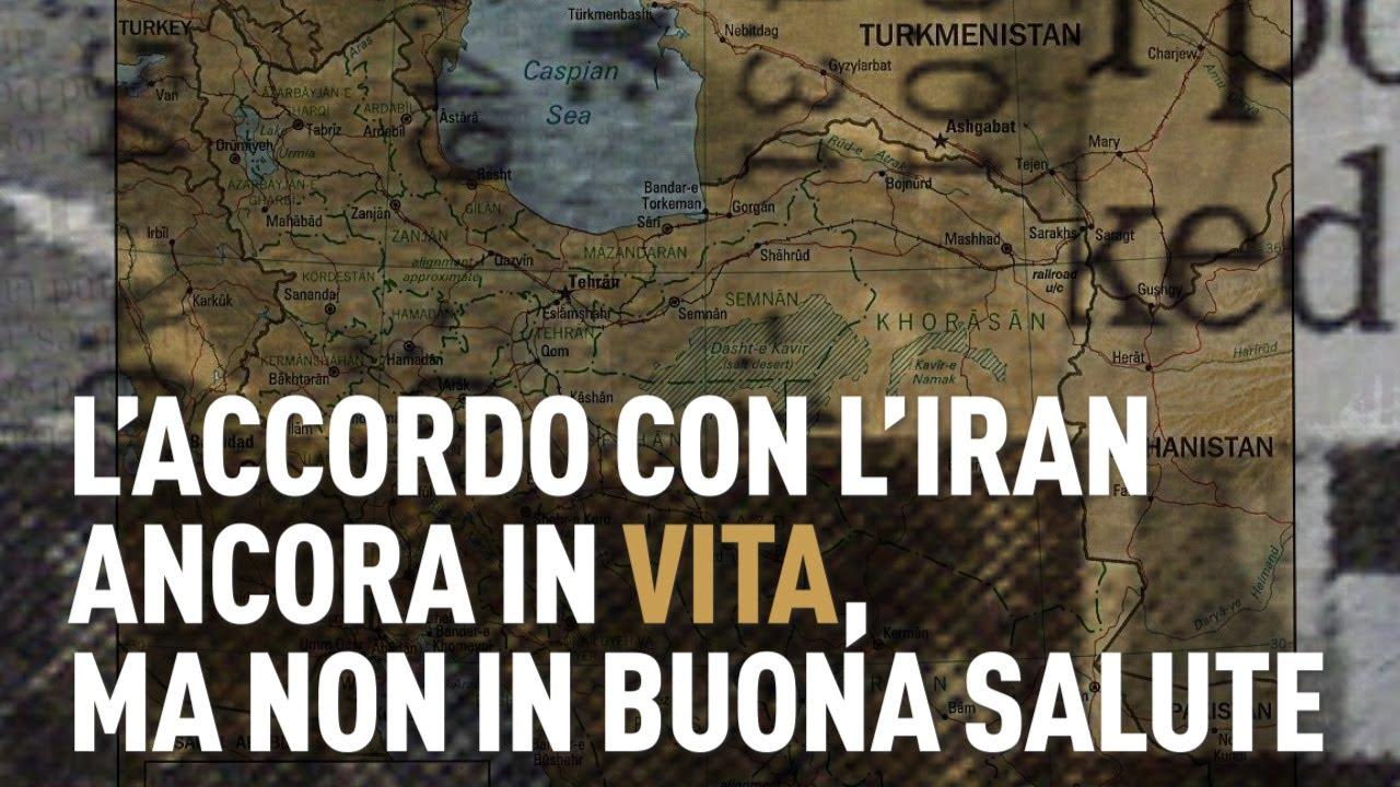 PTV News - No comment - 16.07.19 - L'accordo con l'Iran ancora in vita, ma non in buona salute