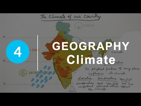 Climate - Chapter 4 Geography NCERT class 9