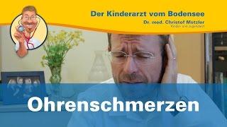 Ohrenschmerzen - Der Kinderarzt vom Bodensee