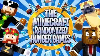 The Minecraft Randomized Hunger Games! #2 - Minecraft Modded Minigames   JeromeASF