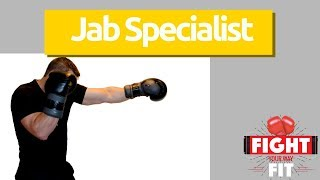 A Jab Specialist (learn tips from a pro boxing coach)