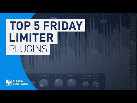 Plugin Boutique Top 5 Friday: Best Limiter Plugins