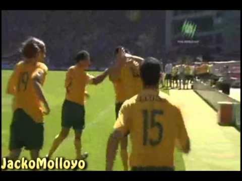 FIFA World Cup 2006 - Australia 3-1 Japan
