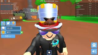 IF THE POLICE SEE US IN JAIL YAV KAKAIT ATIYOZ DIYE! (Roblox Paper Ball Simulator in Turkish)
