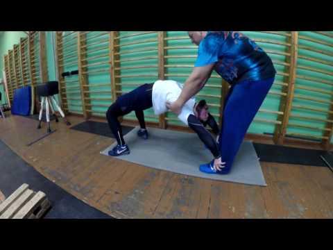 Тяжёлая атлетика от А до Ъ #1 -Растяжка# 1