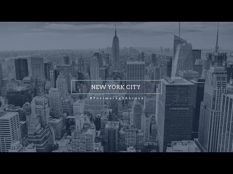 Travel Video Series | New York City, New York, USA
