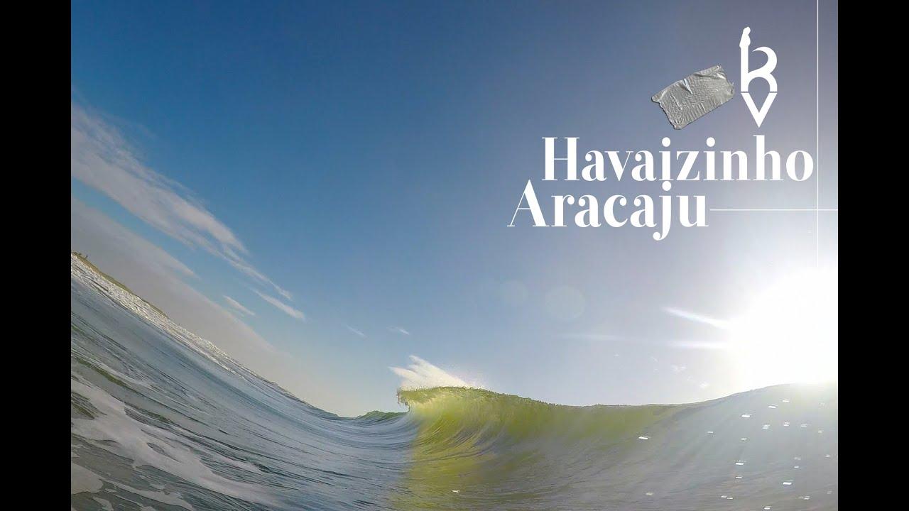 Havaizinho 03 de março de 2021 - mar verdinho e boas ondas