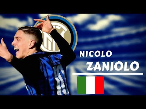 NICOLO ZANIOLO - Amazing Goals, Assists and Skills - 2017/2018 || HD
