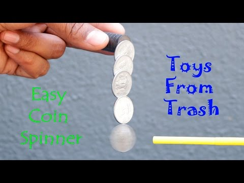 Easy Coin Spinner | English