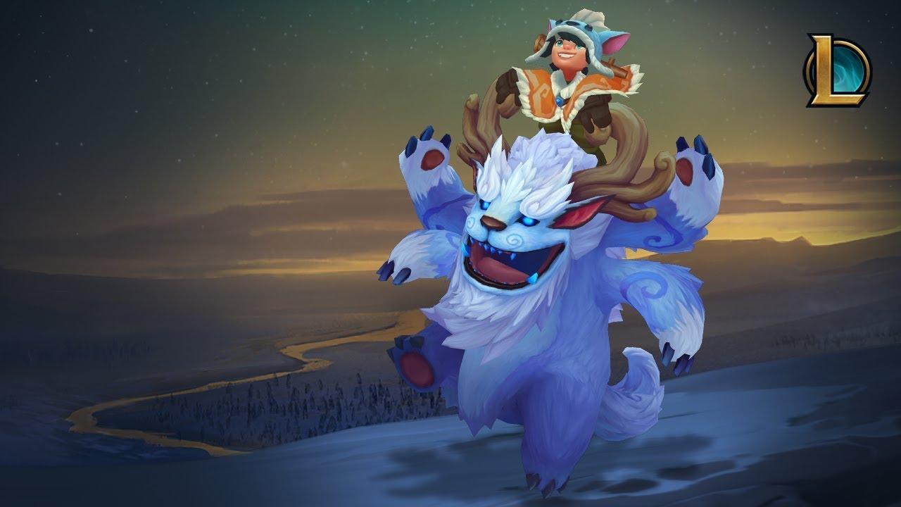 Nunu e Willump: à aventura! | Trailer de Campeão - League of Legends