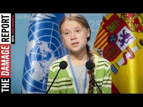 Greta Thunberg BLASTS World Leaders
