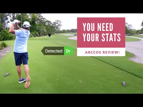 Arccos 360, golf stats and why we need them!