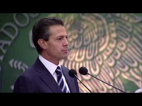 Discurso: Promulgación de la Reforma Financiera