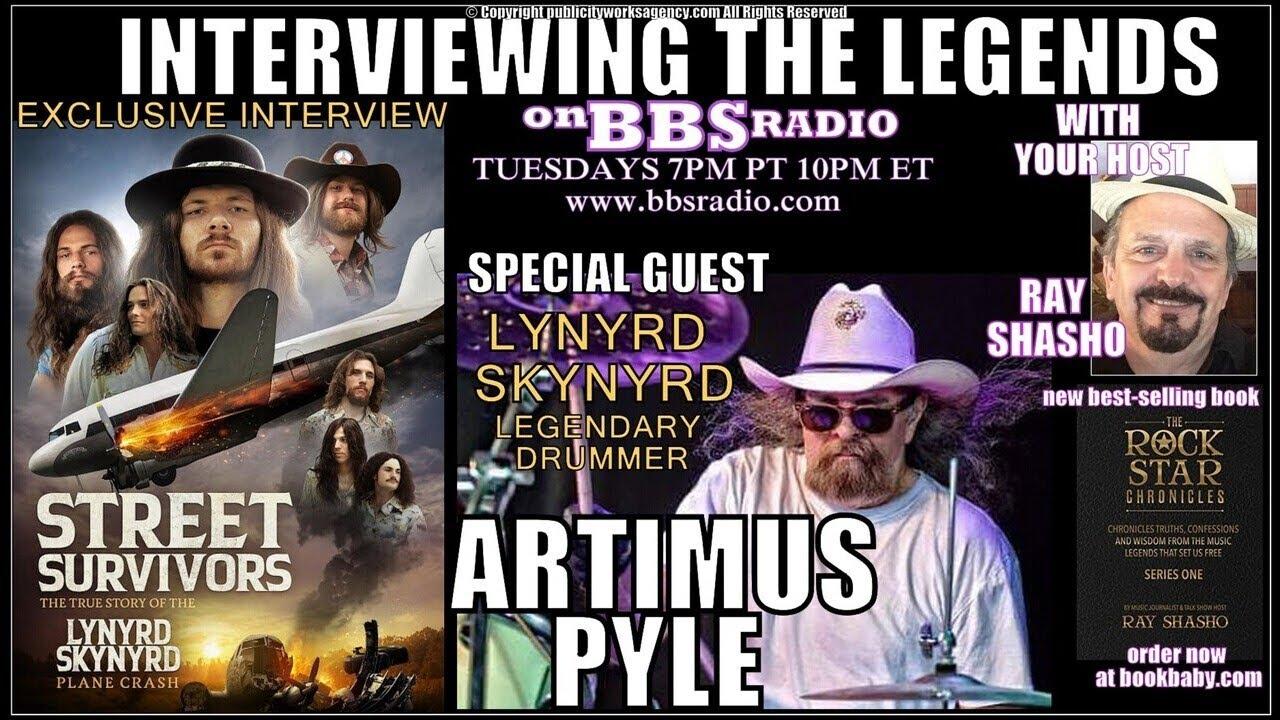 Artimus Pyle talks 'Street Survivors' and Confederate Flag