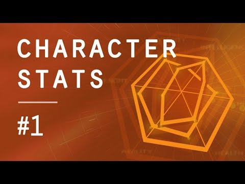 Tutorial] Character Stats (aka Attributes) System - Unity Forum