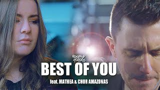 Best Of You (Foo Fighters Indie Pop Cover) – Rooftop Heroes ft. Mathea & Chor Amazonas