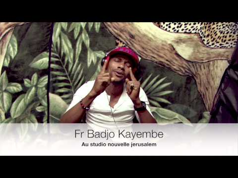 Fr Mardoché Kayembe Au Studio N.J.