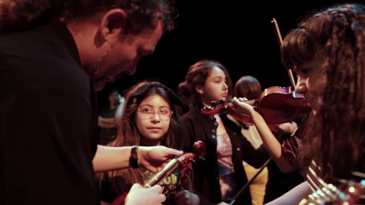 Fundación Cultural Los Jaivas - Conversatorio Lo Prado