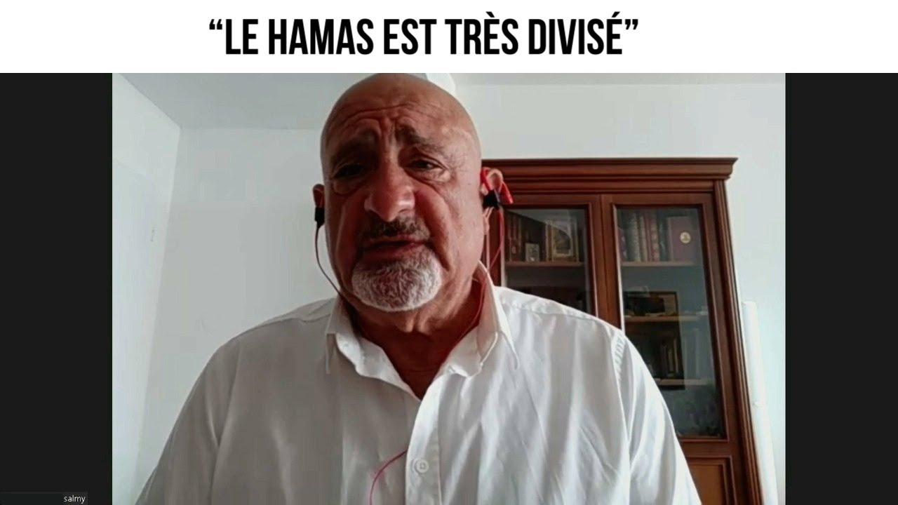 """""""Le Hamas est très divisé"""" - L'invité du 11 mars 2021"""
