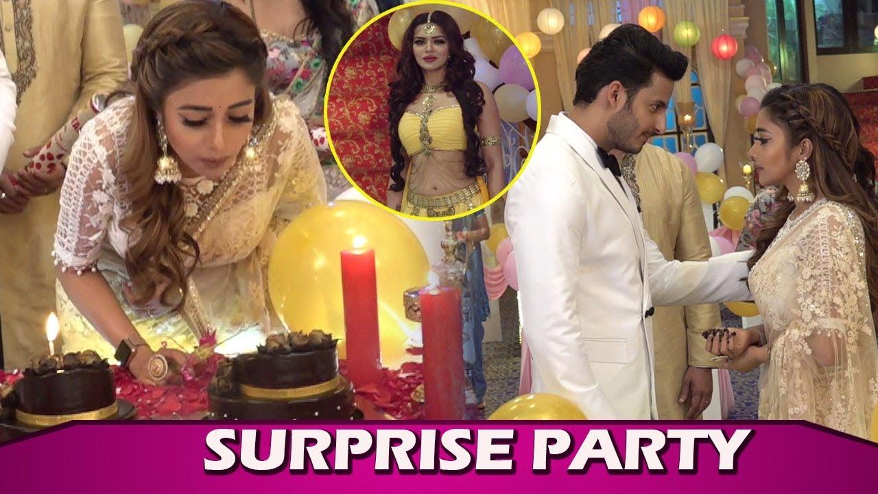 Download Daayan: Aakarsh Keeps Suprise Birthday Party For Janhvi, Janhvi Gets Happy