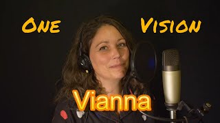 Queen - One Vision cover - lead vocals by Vianna