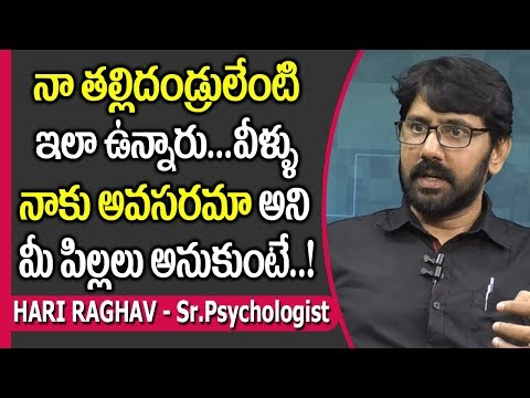 The Biggest Discipline Mistakes Parents Make Parents Scolding Child || Hari Raghav || SumanTV Mom