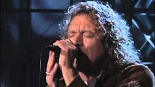 Robert Plant Tonight Show 2002 (Morning Dew)