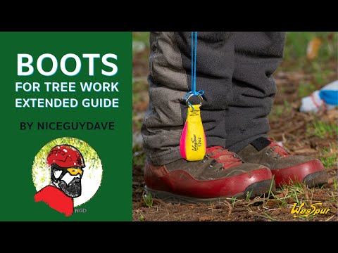 A Guide To Arborist Boots