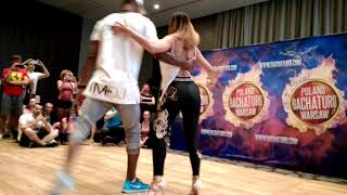 Mike Evens & Macarena - Urban Kiz - Bachaturo 2017 - Kiz2gether