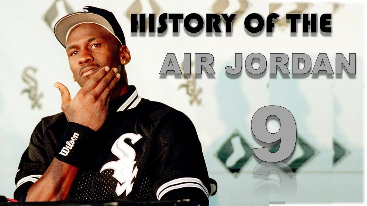 low priced 261e7 60623 HISTORY OF THE AIR JORDAN 9 - YouTube