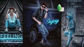 Snapseed Moody Dark Editing Like Prateek Pardesi | New Concept Editing | Snapseed Photo Editing