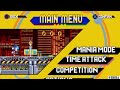 SONIC MANIA NEW TAILS TRANSITIONS NEW MENU SPECIAL OPTIONS ON SAVE FILES mp3