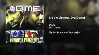 Lie Lie Lie (feat. Dru Down)