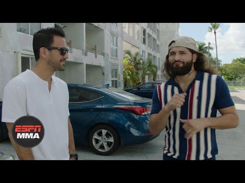 Jorge Masvidal Story Time: Growing Up In Miami, Backyard Fights And More   UFC 244   ESPN MMA