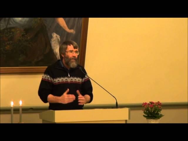 Johannes Kleppa.  Romerbrevet kapittel 1-5   bibeltime 1 av 6