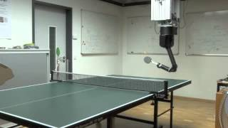 Towards Learning Robot Table Tennis