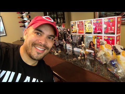 Episode 251  TOY HUNTING at The Toy Department! BIG TOY and FUNKO POP HAUL! Zoo Visit!
