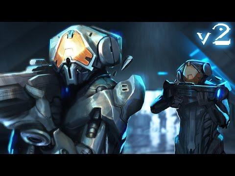 """Halo: The Complete Saga v2 Episode 1 """"War"""" (H4 Terminals, Halo CEA Terminals, Halo Wars) 1080p HD"""