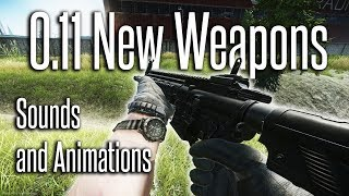 Download New Update 0 11 New Map New Guns Escape From Tarkov
