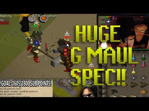 Runescape Highlights - B0aty Meets Mod Jed, Drunk RuneFest Stories, BIGGEST  G Maul Spec! Jagex OSRS