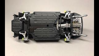 Tamiya/Scaleproduction: RWB Porsche 911 993 Part 2