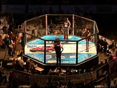 AFC 112 Johnny Taunton vs. Darren Snow Part 2
