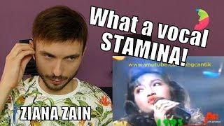 Download Vocal Coach YAZIK reacts to ZIANA ZAIN Putus Terpaksa 1993