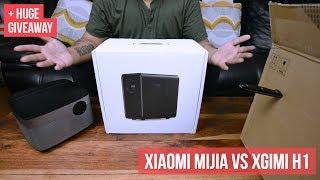 The Xiaomi Mijia Projector Full Review - Plus Mega Giveaway