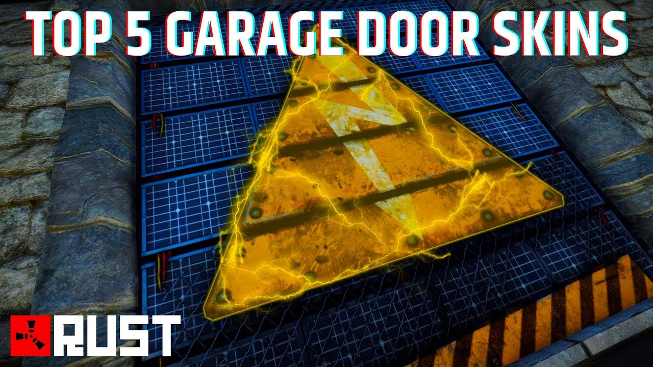 Top 5 Garage Doors Rust Youtube