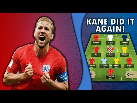 Live Stream  England WON!  WORLD CUP TASY FOOTBALL 2018!