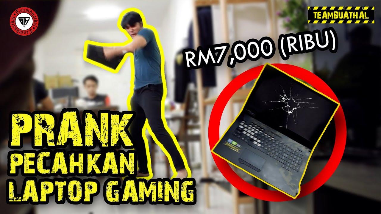 Download PRANK PECAHKAN LAPTOP RM7,000.00