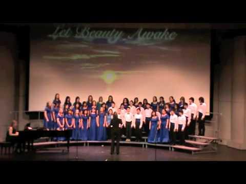 Kodiak Middle School Choir - Let Beauty Awake